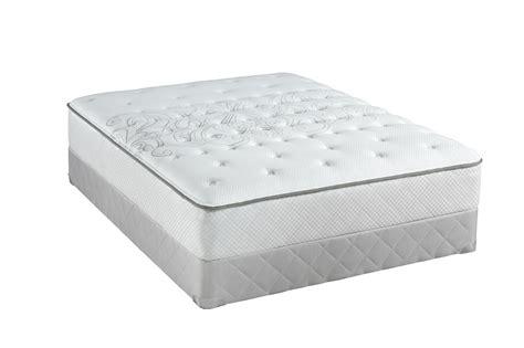 Serta Sleeper Model Names by Sealy Gel Posturepedic Heflin Firm Mattress Set California