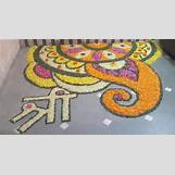 Rangoli Designs With Flowers And Colours   750 x 410 jpeg 99kB