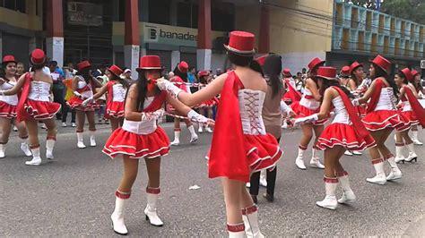 imagenes de desfiles escolares desfile 15 de septiembre 2013 sps palillonas youtube