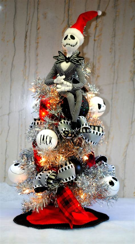 Skellington Decor by 17 Best Ideas About Nightmare Before Tree On