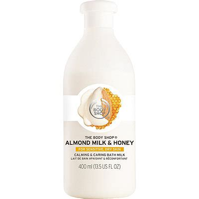 The Shop Milk Plus Calming Moisture Shower only almond milk honey calming caring bath milk