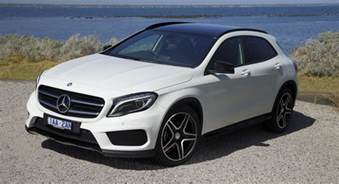 Mercedes Gla Specs Mercedes Gla Class Pricing And Specifications