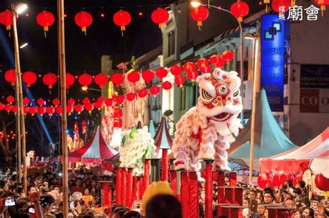 penang chinese new year celebration 2016 onlypenang com