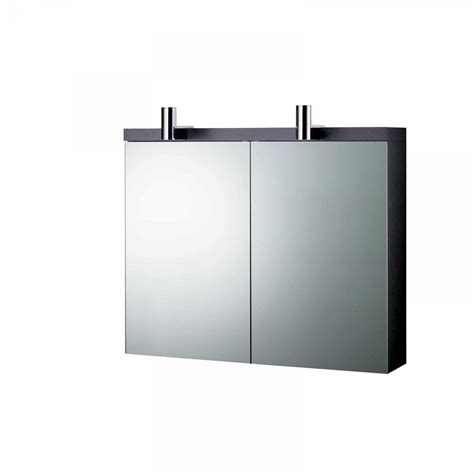 Ideal Standard Bathroom Furniture Ideal Standard Daylight Mirrored Wall Cabinet With Lights 800mm Uk Bathrooms