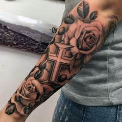 forearm tattoos roses creativefan