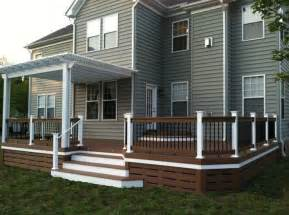 House Skirting Ideas 25 Best Ideas About Deck Skirting On Pinterest Front