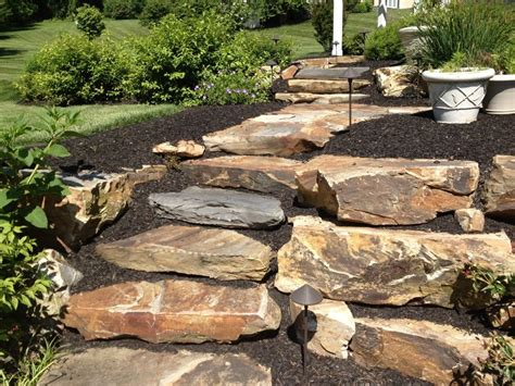 Gartenstufen Selber Bauen by Simple Outdoor Steps Ideas On Front Porch And Backyard