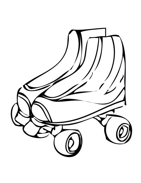 free coloring pages of roller