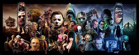 ten best horror top 10 horror villains shnakebite91