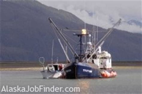 work fishing boat alaska alaska fishing tender boat jobs alaskajobfinder