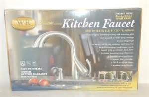 Water Ridge Kitchen Faucet Parts Water Ridge 328792 Tonette Series Pulldown Kitchen Faucet Brushed Nickel Ebay