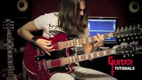 tutorial guitar heaven stairway to heaven led zeppelin solo guitar tutorial