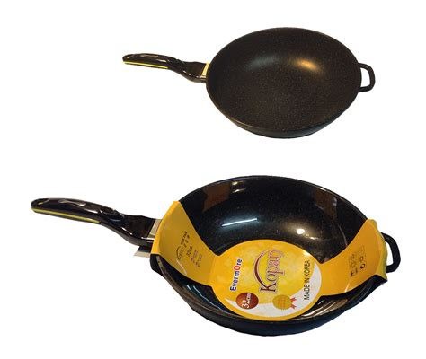 Marble Wokpan Korea Go Green Wokpan Korea 30 Cm wok pan pictures to pin on pinsdaddy