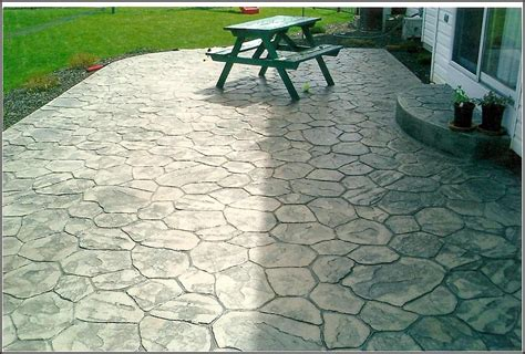 Patio Ideas Other Than Concrete Sted Concrete Patio Designs Patios Home Decorating
