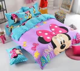 Minnie Mouse Twin Bedding Set Bow Papillon Minnie Mouse Bedding Set Twin Bedding