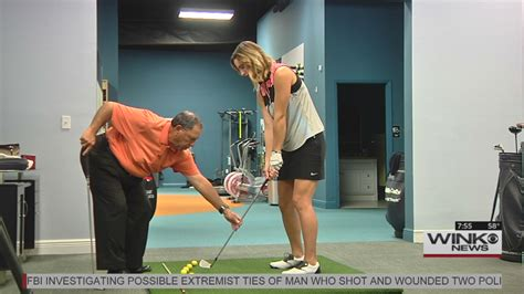 golf swing doctor the golf doctor knowing your swing path wink news