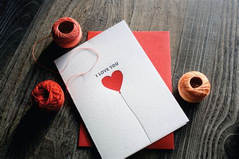 Handmade Valentines - 32 attractive handmade card ideas