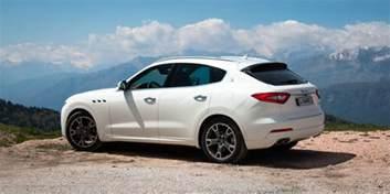 Maserati Suv Cost 2016 Maserati Levante Review Caradvice
