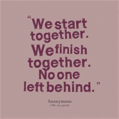 What We Left together we are one quotes quotesgram