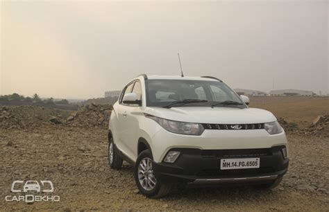 Mahindra KUV1OO : First Drive Review   Petrol and Diesel