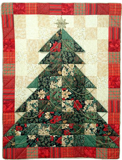 o christmas tree fabric