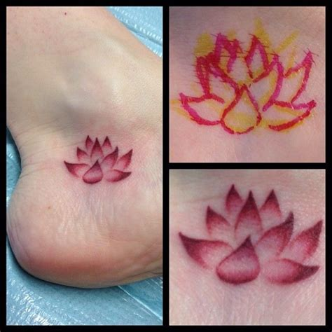 dotsandpatterns instagram love this lotus flower tattoo 114 best tattoos and piercings images on pinterest ideas