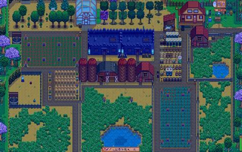 Nice House Plans by Stardew Valley Farm The Cohhilition