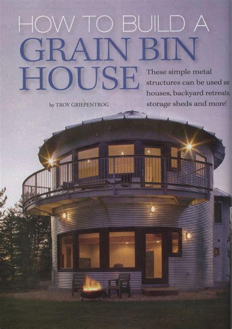 simple silo builder 110 best images about grain bin homes on pinterest grain
