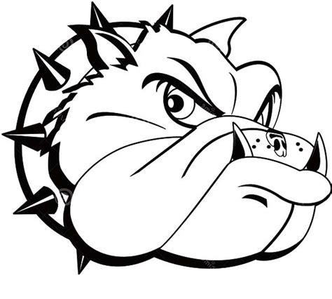 british bulldog coloring pages