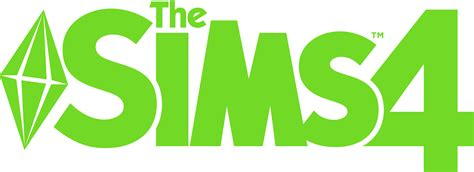 sims 4 logo transparent the sims 4 blogger the sims 4 one and two colored logos