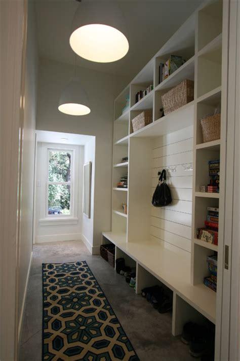 custom mudroom cabinets contemporary