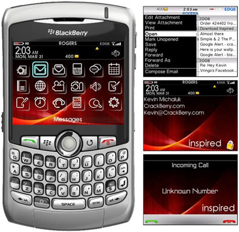 themes for my blackberry new blackberry theme inspired 9000 crackberry com
