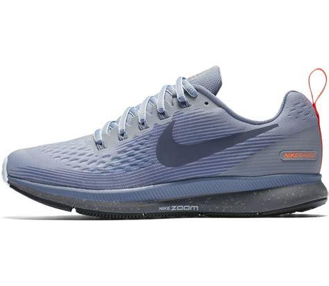 Nike Runing For Women37 40 nike air zoom pegasus 34 shield s running shoes grey blue buy it at the keller