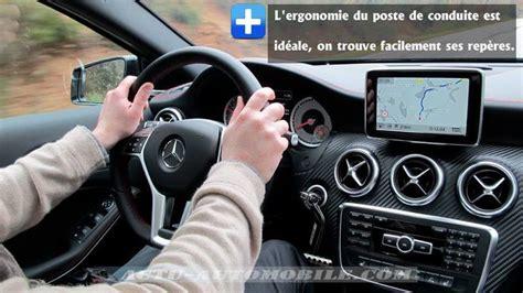 volante mercedes classe a essai mercedes classe a 220 cdi fascination actu automobile