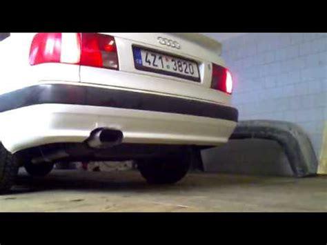 Auspuff Audi 80 by Audi 80 2 0 B4 Ulter Magnaflow Auspuff