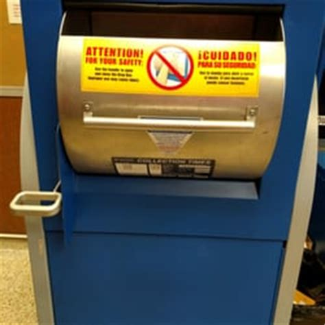 Post Office Drop Box by Us Post Office 85 Reviews Post Offices Willow Glen