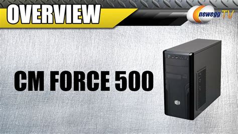 cabinet cooler master force 500 newegg tv cooler master cm force 500 atx mid tower