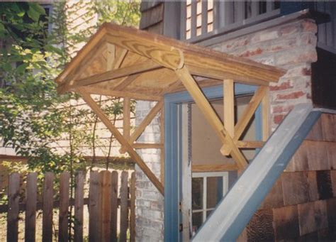 How To Build An Awning by How To Build An Awning