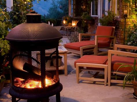 Cast Iron and Steel Fire Pits   HGTV