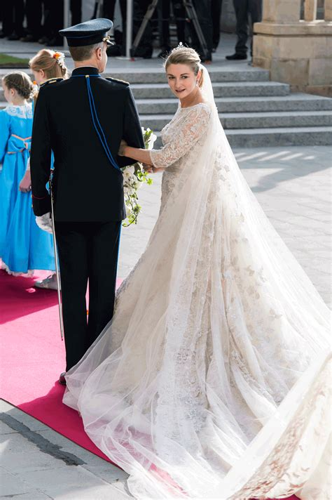 princess st 233 phanie luxembourg cathedral wedding gown