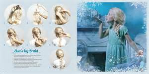 american freeze style hairdo step by step directions for frozen inspired hairdos ajc