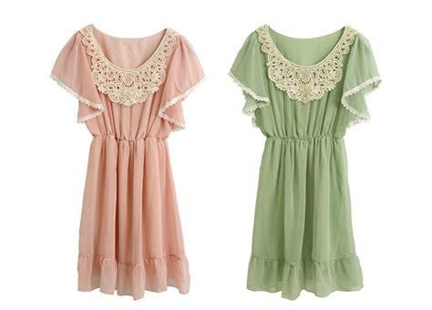 Dress Cantik Import Bagus Murah Ds157 dress import bordir model terbaru jual murah import