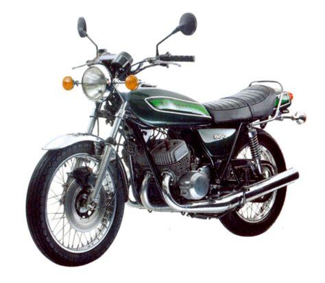 Kh Kawasaki by Kawasaki Kh 500 Idea Di Immagine Motociclo