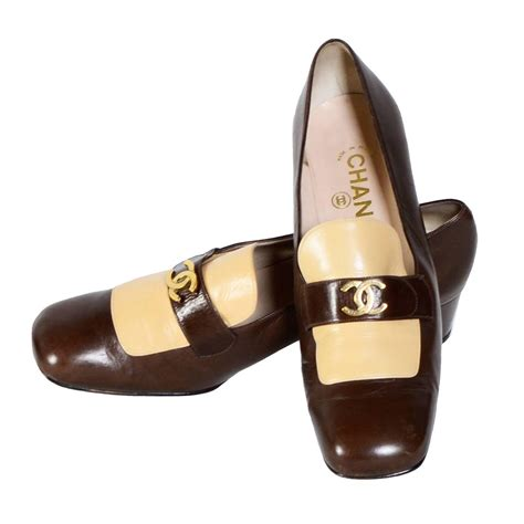 chanel shoes for vintage 60 s chanel shoes at 1stdibs