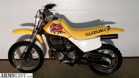 Suzuki Ds80 For Sale Armslist For Sale Trade Suzuki Ds80 Dirt Bike