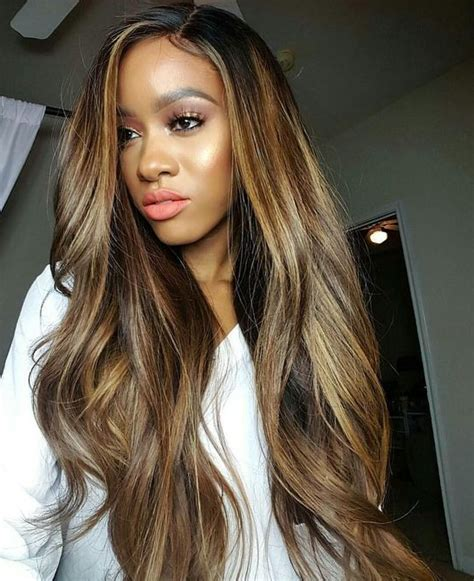 weave with grey highlights 35 stunning protective sew in extension hairstyles