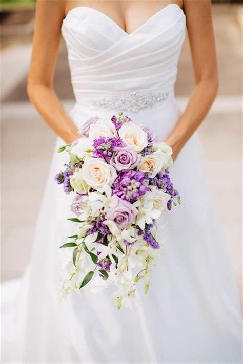 Wedding Bouquet Ideas For by 25 Best Ideas About Purple Wedding Bouquets On