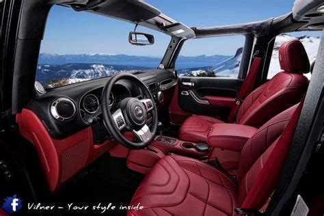 2014 jeep wrangler unlimited by vilner car review top speed