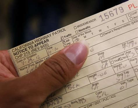 Can I Be A Driver With A Criminal Record California Should Put The Brakes On Criminal Traffic Penalties San Francisco Chronicle