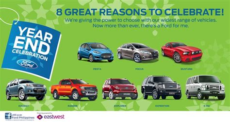 ford new year promotion ford s year end promo by ford philippines mycars ph